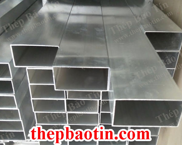 hot dipped galvanized square and rectangular hollow steel