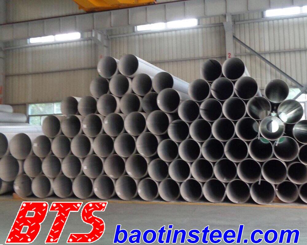 Ống công nghiệp Inox 304 ASTM A312