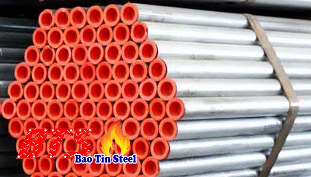 ống thép đúc mạ kẽm