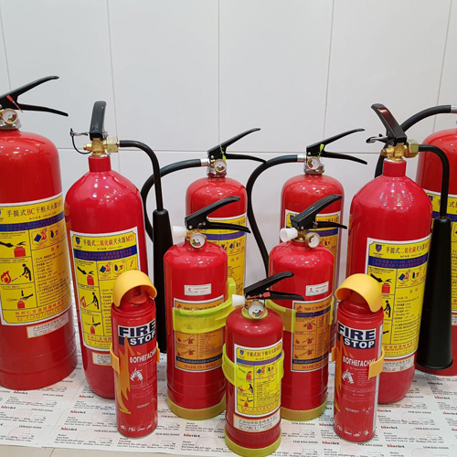 Fire fighting materials