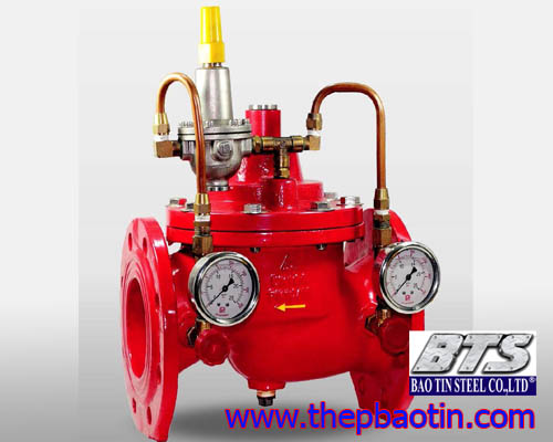 Van giảm áp Shin Yi – Taiwan (pressure reducing valve)